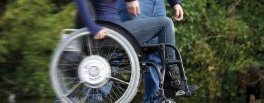 SDMotionAssistPlusfor Wheelchairuserswithimpairedstrength